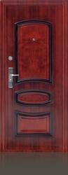 Стальные двери. Модель 510,  530.