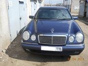 Продаю Мерседес  Е 280 4 матик элеганс,  97 г.в., тёмно-синий металик.,