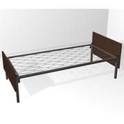 Кровати металлические односпальные,  полуторные,  двухъярусные и др.