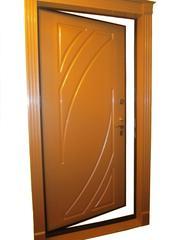 Стальные двери и откосы