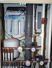 Устанавоиваем отопление,  водоснабжение,  канализацию,  вентиляцию