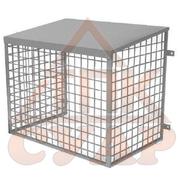 Антивандальная решетка для кондиционера