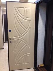Двери входные,  металлические