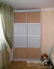 Радиусные шкафы-купе от производителя Набережные Челны