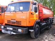 Топливозаправщик АТЗ 56216-40 на базе Камаз 65115