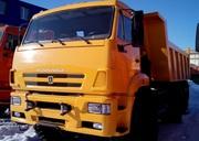 КАМАЗ 6522 самосвал 2006-2013 г после капремонта с гарантией