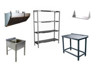 производство нейтрального оборудования и изделий из металла