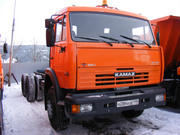 Шасси Камаз 65115,  2010 г.