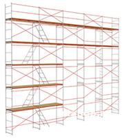 Строительные леса рамные ЛРСП-40 Набережные Челны
