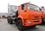 Седельный тягач КамАЗ 44108 Евро 3