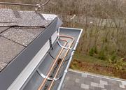 Электрообогрев крыш,  водостока,  ливневок - система антиобледенения