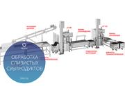 Автоматическая линия обработки слизистых субпродуктов КРС Feleti
