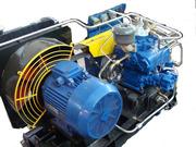 Замена компрессор 22ВФ-М-50-2, 34-1, 5-4