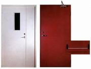 Производство стальных входных металлических дверей