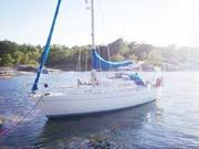 Albin Vega 28 футов шведская яхта
